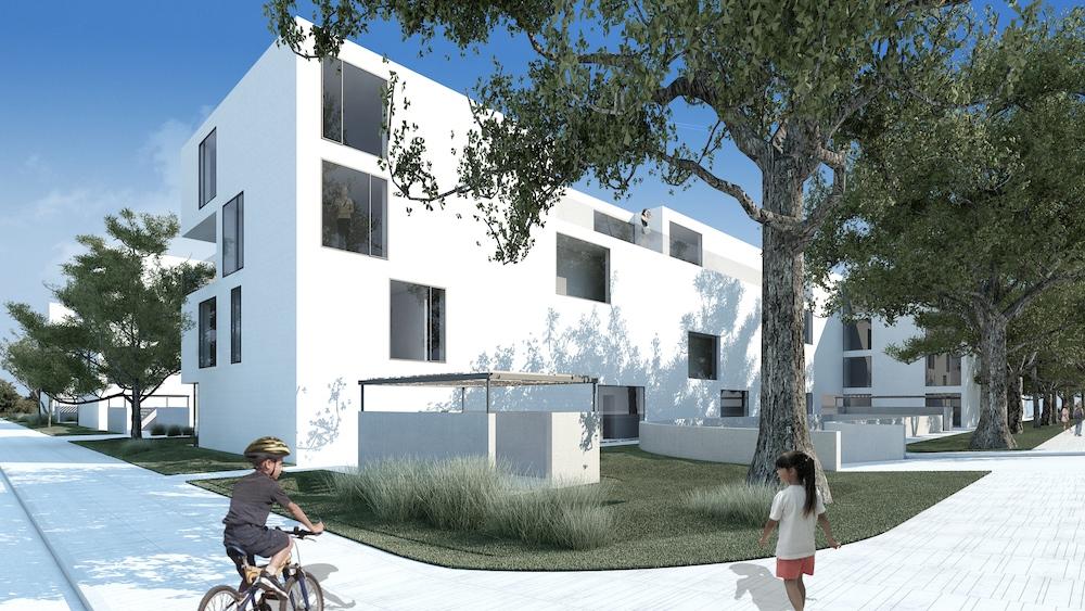 Wohnbau Stockerau (c) Zoom VP / GOOS Architekten