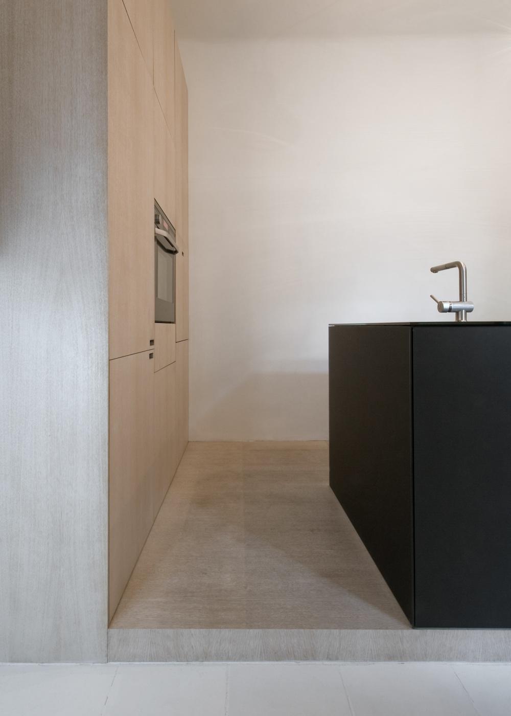 Kueche Josefstadt (c) Alexander Koller / GOOS Architekten