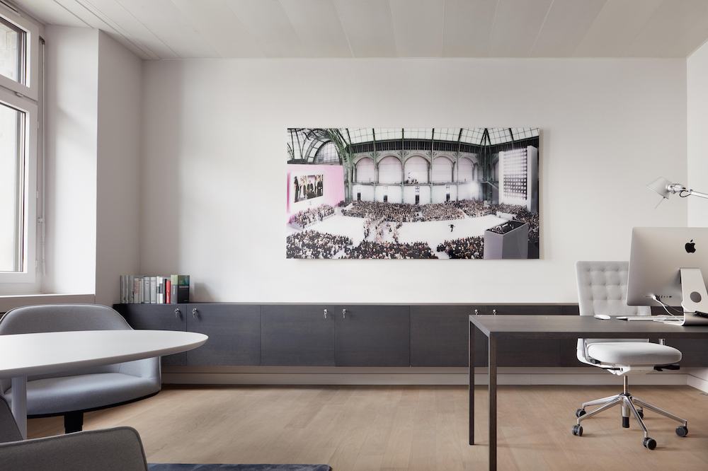 Buero Zuerich II (c) Adolf Bereuter / GOOS Architekten